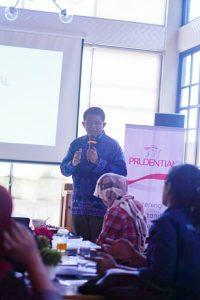 Sosialisasi Prudential Program Wakaf PruSyariah