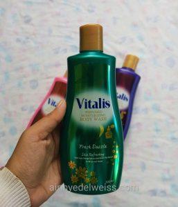 Vitalis Perfume Moisturizing Body Wash