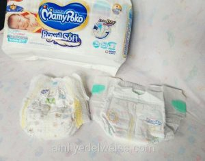 Package MamyPoko Royal Soft
