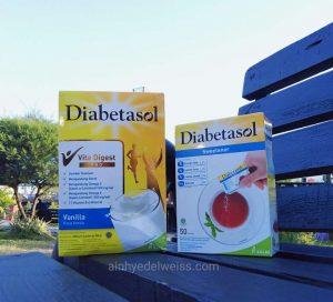 Diabetasol Powder dan Diabetasol Sweetener