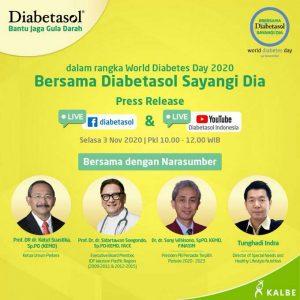 Pemicu Diabetes dan cara menanganinya bersama Diabetasol