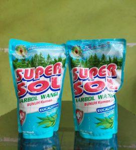 Supersol Karbol Wangi Eucalyptus