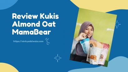 Review Kukis Almond Oat MamaBear