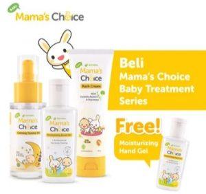 Mama'choice baby treatment