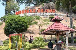 Asal usul dan sejarah taman Batu Pake Gojeng