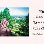 Taman Prasejarah Batu Pake Gojeng