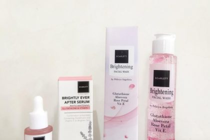 Review Face Care Scarlett
