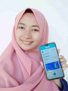 Fitur aplikasi blu by BCA Digital