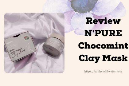 N'PURE Chocomint Clay Mask