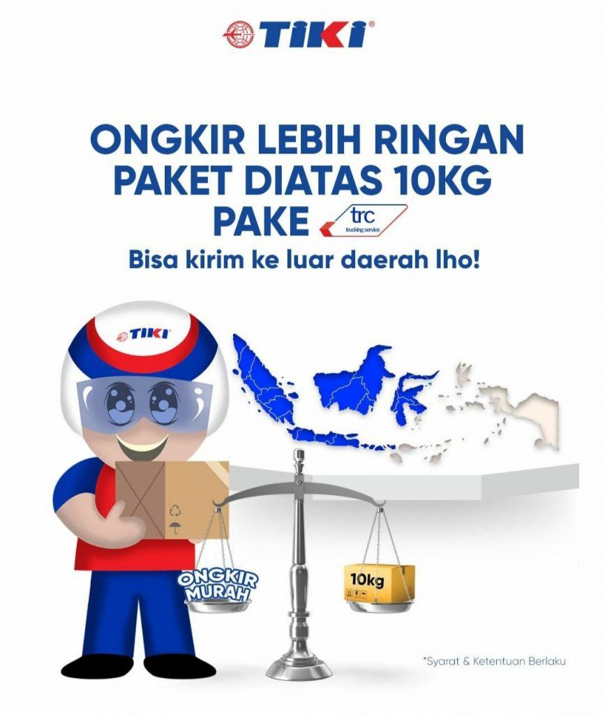 Layanan TRC (Trucking Service)  TIKI