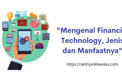 Mengenal financial technology