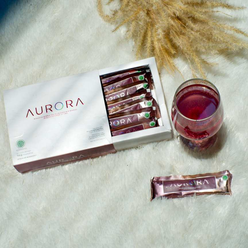 Manfaat Aurora Saffron Collagen untuk kulit dan tubuh