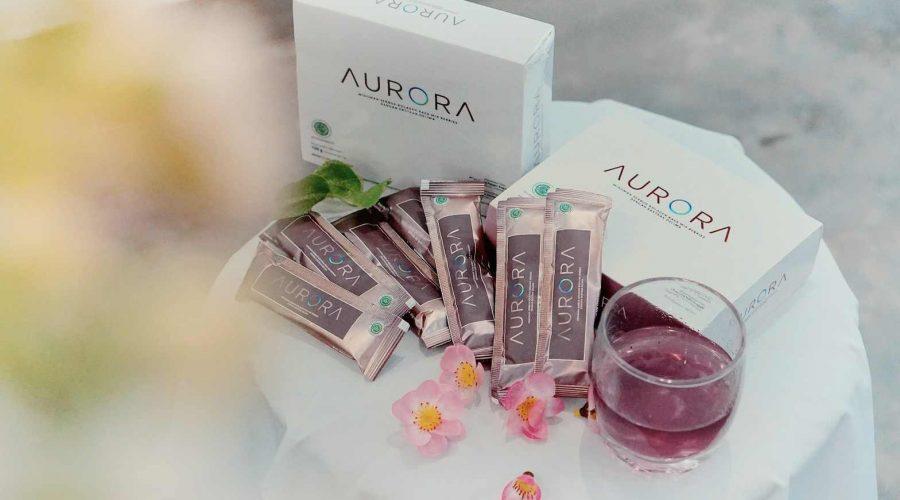 Review Jujur Aurora Saffron Collagen