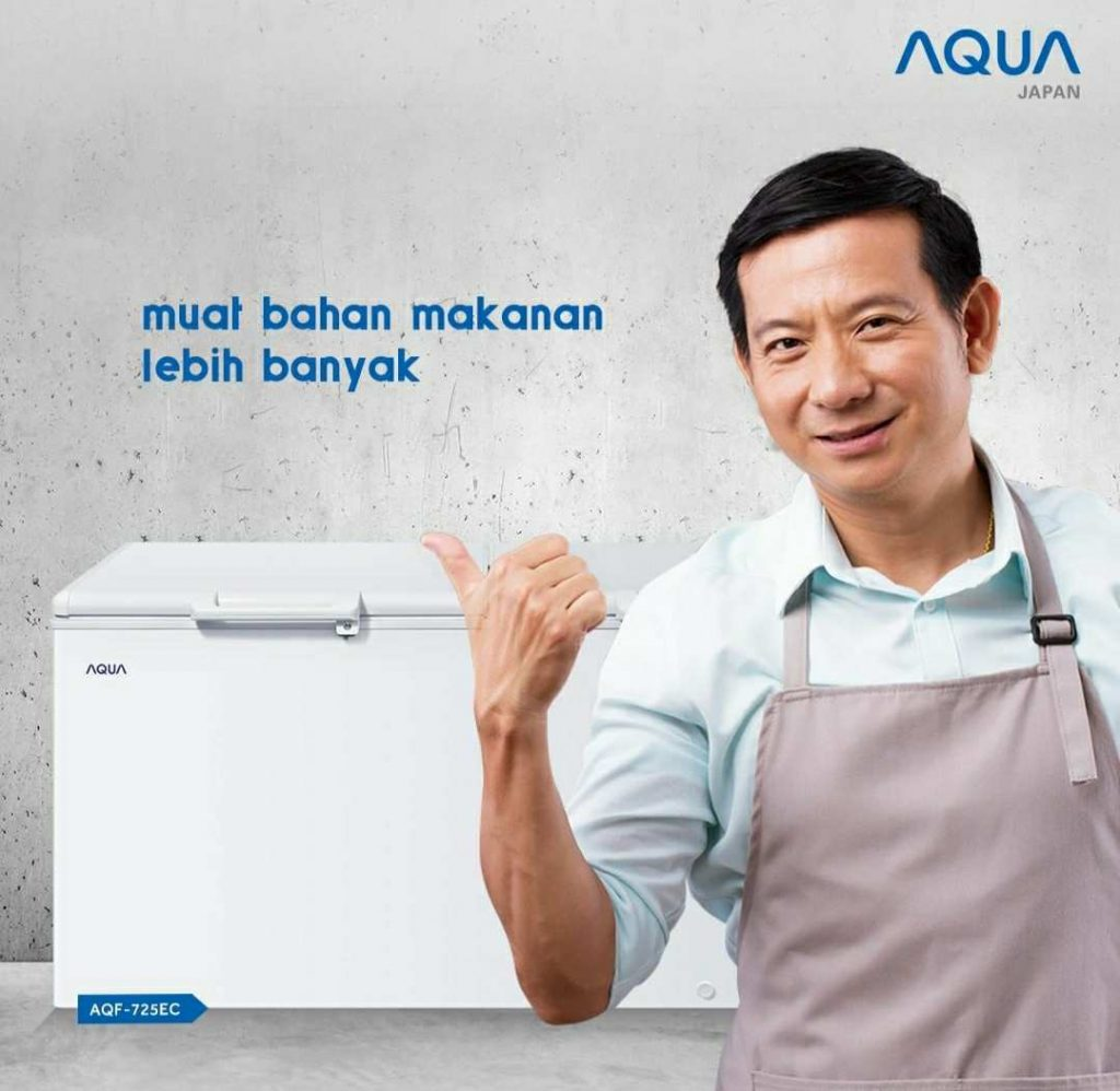 Produk terbaru AQUA Japan